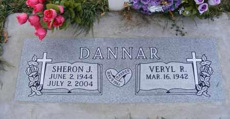 DANNAR, VERYL R. - Box Butte County, Nebraska | VERYL R. DANNAR - Nebraska Gravestone Photos