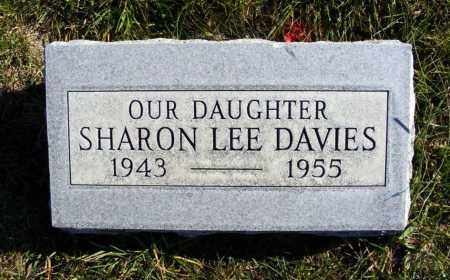 DAVIES, SHARON LEE - Box Butte County, Nebraska | SHARON LEE DAVIES - Nebraska Gravestone Photos