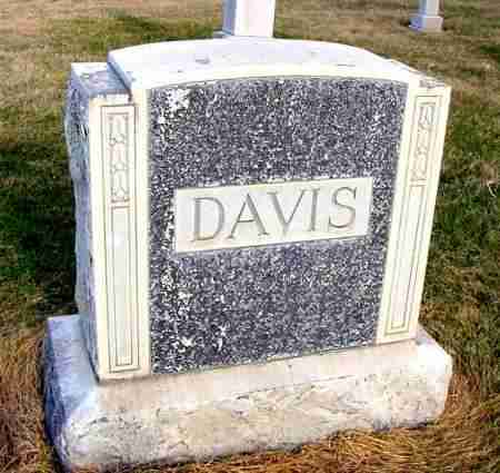 DAVIS, FAMILY - Box Butte County, Nebraska | FAMILY DAVIS - Nebraska Gravestone Photos