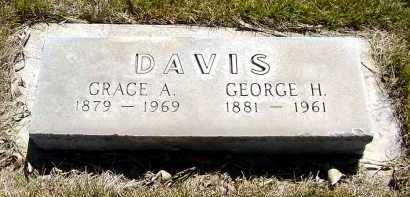 DAVIS, GEORGE H. - Box Butte County, Nebraska | GEORGE H. DAVIS - Nebraska Gravestone Photos