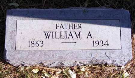 DELSING, WILLIAM A. - Box Butte County, Nebraska | WILLIAM A. DELSING - Nebraska Gravestone Photos