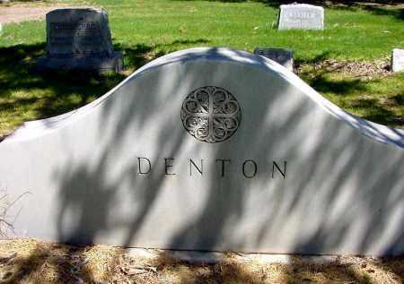 DENTON, FAMILY - Box Butte County, Nebraska | FAMILY DENTON - Nebraska Gravestone Photos