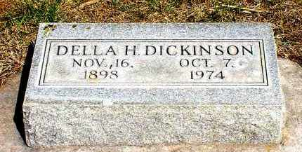 DICKINSON, DELLA H. - Box Butte County, Nebraska | DELLA H. DICKINSON - Nebraska Gravestone Photos