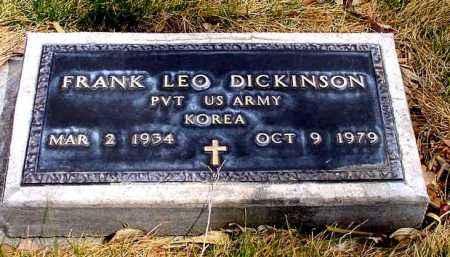 DICKINSON, FRANK LEO - Box Butte County, Nebraska | FRANK LEO DICKINSON - Nebraska Gravestone Photos