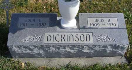 DICKINSON, HANS H. - Box Butte County, Nebraska   HANS H. DICKINSON - Nebraska Gravestone Photos