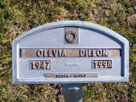 EVERSULL DILLON, OLEVIA - Box Butte County, Nebraska | OLEVIA EVERSULL DILLON - Nebraska Gravestone Photos