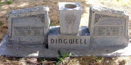 DINGWELL, GEORGE SEATON - Box Butte County, Nebraska | GEORGE SEATON DINGWELL - Nebraska Gravestone Photos