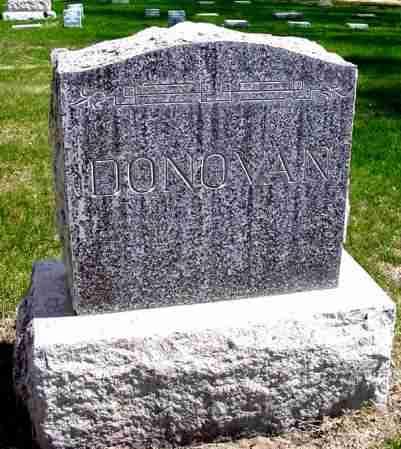 DONOVAN, FAMILY - Box Butte County, Nebraska | FAMILY DONOVAN - Nebraska Gravestone Photos