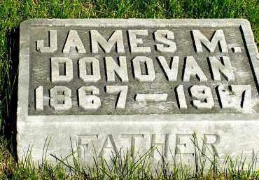 DONOVAN, JAMES M. - Box Butte County, Nebraska | JAMES M. DONOVAN - Nebraska Gravestone Photos