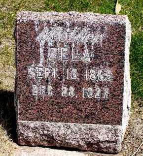DONOVAN, ZELA - Box Butte County, Nebraska | ZELA DONOVAN - Nebraska Gravestone Photos
