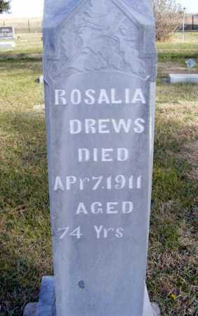 DREWS, ROSALIA - Box Butte County, Nebraska | ROSALIA DREWS - Nebraska Gravestone Photos