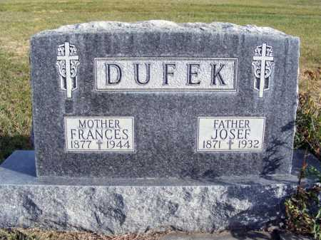 DUFEK, JOSEF - Box Butte County, Nebraska | JOSEF DUFEK - Nebraska Gravestone Photos