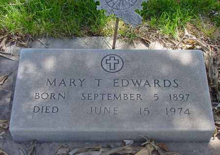 EDWARDS, MARY T. - Box Butte County, Nebraska | MARY T. EDWARDS - Nebraska Gravestone Photos