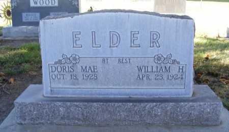 ELDER, DORIS MAE - Box Butte County, Nebraska   DORIS MAE ELDER - Nebraska Gravestone Photos