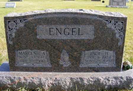 ENGEL, MARCENE A. - Box Butte County, Nebraska | MARCENE A. ENGEL - Nebraska Gravestone Photos