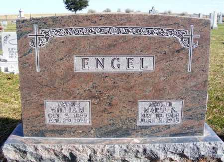 ENGEL, WILLIAM - Box Butte County, Nebraska | WILLIAM ENGEL - Nebraska Gravestone Photos