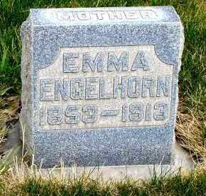 ENGELHORN, EMMA - Box Butte County, Nebraska | EMMA ENGELHORN - Nebraska Gravestone Photos
