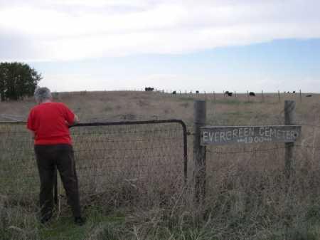 *EVERGREEN CEMETERY, ENTRANCE TO - Box Butte County, Nebraska | ENTRANCE TO *EVERGREEN CEMETERY - Nebraska Gravestone Photos
