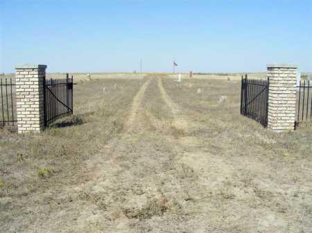 *FAIRVIEW CEMETERY, ENTRANCE TO - Box Butte County, Nebraska | ENTRANCE TO *FAIRVIEW CEMETERY - Nebraska Gravestone Photos