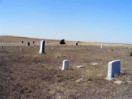 *FAIRVIEW CEMETERY, VIEW OF - Box Butte County, Nebraska | VIEW OF *FAIRVIEW CEMETERY - Nebraska Gravestone Photos