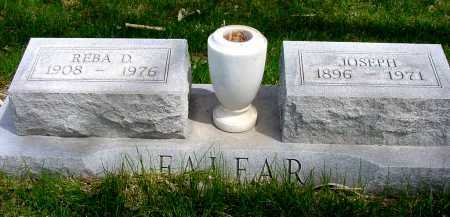 FALFAR, REBA D. - Box Butte County, Nebraska | REBA D. FALFAR - Nebraska Gravestone Photos
