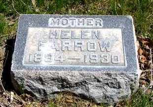 FARROW, HELEN - Box Butte County, Nebraska | HELEN FARROW - Nebraska Gravestone Photos