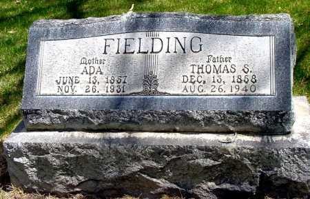 FIELDING, ADA - Box Butte County, Nebraska | ADA FIELDING - Nebraska Gravestone Photos