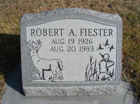 FIESTER, ROBERT A. - Box Butte County, Nebraska | ROBERT A. FIESTER - Nebraska Gravestone Photos