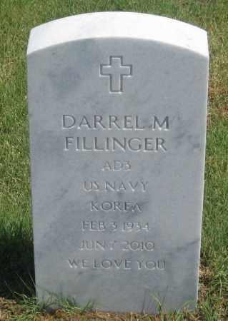 FILLINGER, DARREL  M. - Box Butte County, Nebraska   DARREL  M. FILLINGER - Nebraska Gravestone Photos