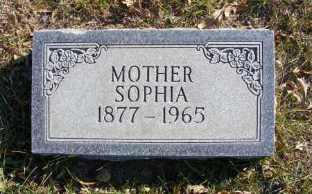 FINKE, SOPHIA - Box Butte County, Nebraska | SOPHIA FINKE - Nebraska Gravestone Photos