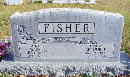 FISHER, MARY R. - Box Butte County, Nebraska | MARY R. FISHER - Nebraska Gravestone Photos