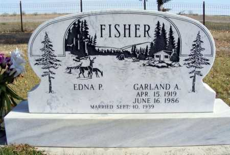 FISHER, EDNA P. - Box Butte County, Nebraska | EDNA P. FISHER - Nebraska Gravestone Photos