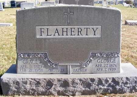 SHERIDAN FLAHERTY, GRACE - Box Butte County, Nebraska | GRACE SHERIDAN FLAHERTY - Nebraska Gravestone Photos