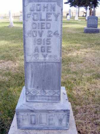 FOLEY, JOHN - Box Butte County, Nebraska | JOHN FOLEY - Nebraska Gravestone Photos