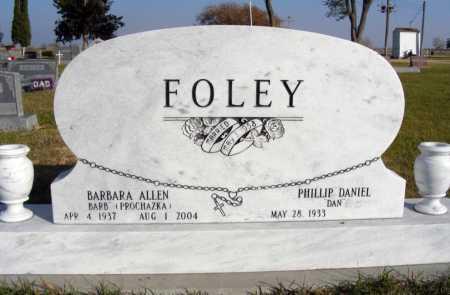 "FOLEY, PHILLIP DANIEL ""DAN"" - Box Butte County, Nebraska | PHILLIP DANIEL ""DAN"" FOLEY - Nebraska Gravestone Photos"