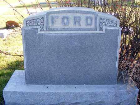 FORD, FAMILY - Box Butte County, Nebraska | FAMILY FORD - Nebraska Gravestone Photos