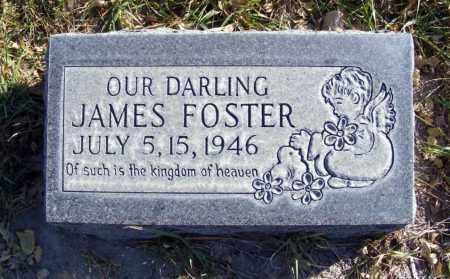 FOSTER, JAMES - Box Butte County, Nebraska | JAMES FOSTER - Nebraska Gravestone Photos