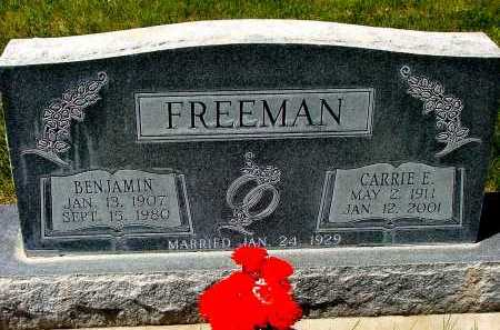 FREEMAN, CARRIE E. - Box Butte County, Nebraska | CARRIE E. FREEMAN - Nebraska Gravestone Photos
