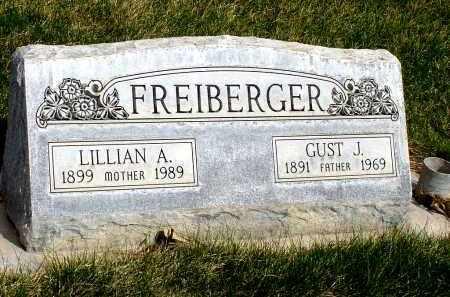 FREIBERGER, LILLIAN A. - Box Butte County, Nebraska | LILLIAN A. FREIBERGER - Nebraska Gravestone Photos