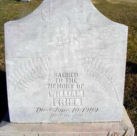 FRIEL, WILLIAM - Box Butte County, Nebraska | WILLIAM FRIEL - Nebraska Gravestone Photos