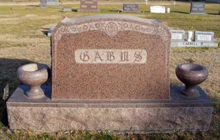 GABUS, FAMILY - Box Butte County, Nebraska   FAMILY GABUS - Nebraska Gravestone Photos