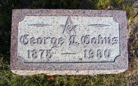 GABUS, GEORGE L. - Box Butte County, Nebraska | GEORGE L. GABUS - Nebraska Gravestone Photos