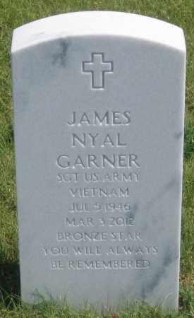 GARNER, JAMES  NYAL - Box Butte County, Nebraska | JAMES  NYAL GARNER - Nebraska Gravestone Photos