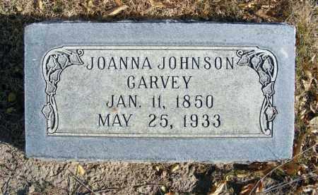 JOHNSON GARVEY, JOANNA - Box Butte County, Nebraska | JOANNA JOHNSON GARVEY - Nebraska Gravestone Photos