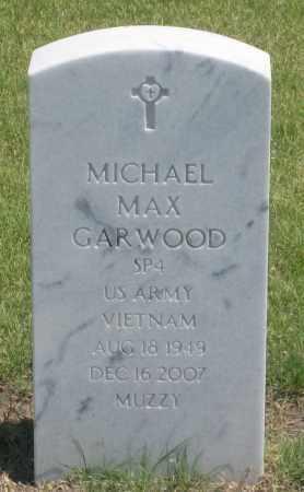 GARWOOD, MICHAEL  MAX - Box Butte County, Nebraska | MICHAEL  MAX GARWOOD - Nebraska Gravestone Photos