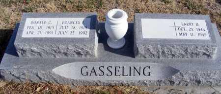 GASSELING, DONALD C. - Box Butte County, Nebraska | DONALD C. GASSELING - Nebraska Gravestone Photos