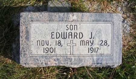 GASSELING, EDWARD J. - Box Butte County, Nebraska | EDWARD J. GASSELING - Nebraska Gravestone Photos