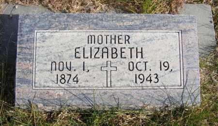 TSCHACHER GASSELING, ELIZABETH - Box Butte County, Nebraska | ELIZABETH TSCHACHER GASSELING - Nebraska Gravestone Photos