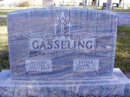 HOLLINRAKE GASSELING, CELESTIA C. - Box Butte County, Nebraska   CELESTIA C. HOLLINRAKE GASSELING - Nebraska Gravestone Photos