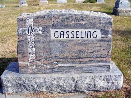 GASSELING, FAMILY - Box Butte County, Nebraska | FAMILY GASSELING - Nebraska Gravestone Photos